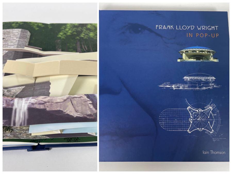 Frank Lloyd Wright Pop-Up Book [Photo 1]