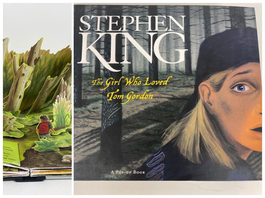 Stephen King The Girl Who Loved Tom Gordon Pop-Up Book