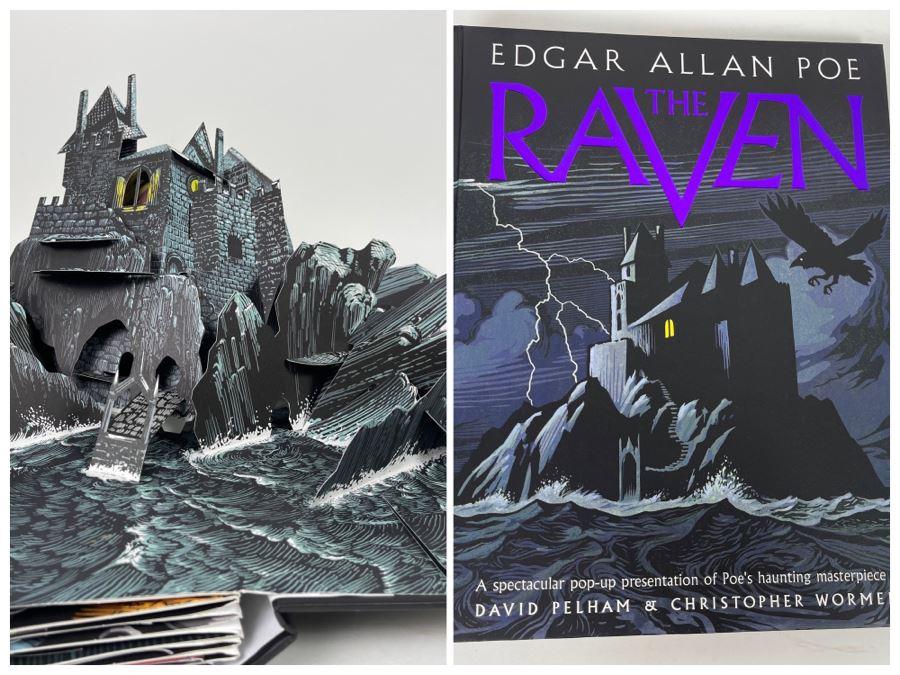 Edgar Allan Poe The Raven Pop-Up Book