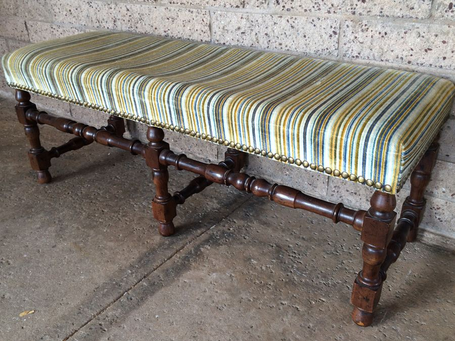 Marvelous Henredon Upholstered Bench Ocoug Best Dining Table And Chair Ideas Images Ocougorg