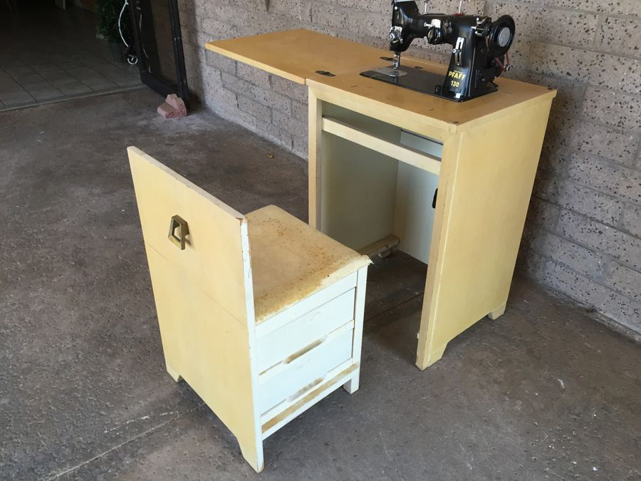 sewing machine cabinets for pfaff
