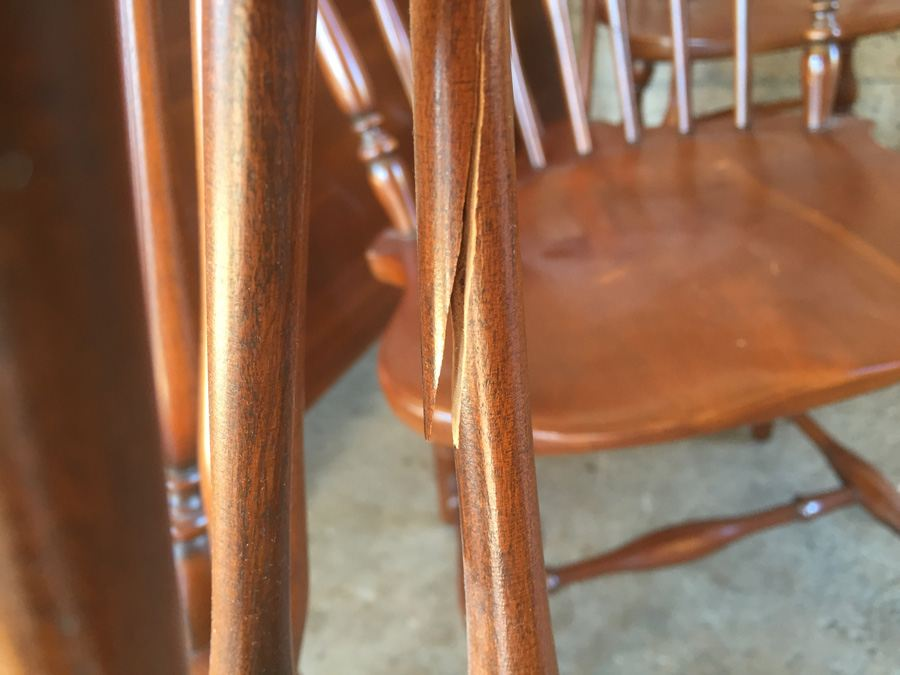 Vintage Pennsylvania House Drop Leaf Gate Leg Table With Beautifully Turned  Legs And Two Leaves And