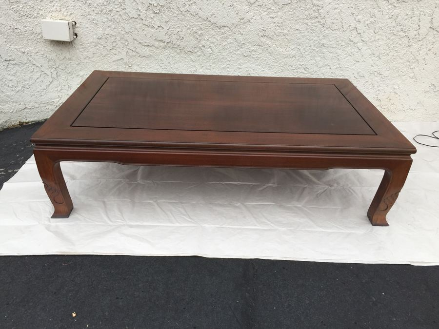 Vintage Asian Coffee Table [Photo 1]