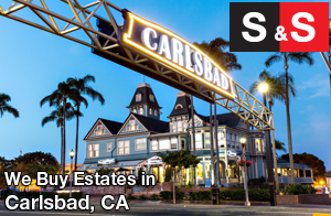 We are Carlsbad Estate Buyers