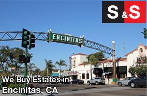 We are Encinitas Estate Buyers