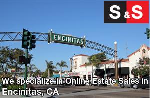 We are Encinitas Estate Liquidators. We specialize in Online Estate Sales In Encinitas.