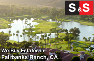 We are Fairbanks Ranch Estate Buyers