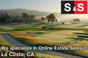 We are La Costa Estate Liquidators. We specialize in Online Estate Sales In La Costa.