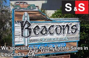 We are Leucadia Estate Liquidators. We specialize in Online Estate Sales In Leucadia.