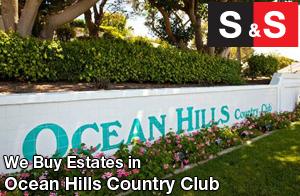 We are Ocean Hills Estate Buyers