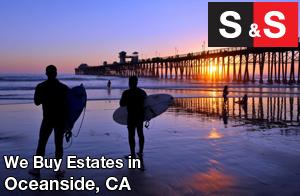 We are Oceanside Estate Buyers