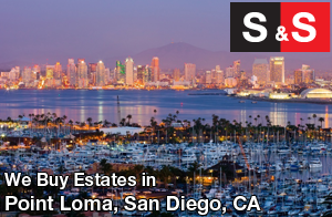 We are Point Loma Estate Buyers