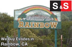 We are Rainbow Estate Buyers