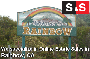 We are Rainbow Estate Liquidators. We specialize in Online Estate Sales In Rainbow.