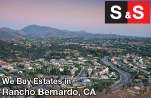 We are Rancho Bernardo Estate Buyers