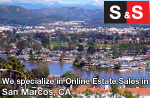 We are San Marcos Estate Liquidators. We specialize in Online Estate Sales In San Marcos.