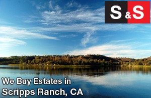 We are Scripps Ranch Estate Buyers
