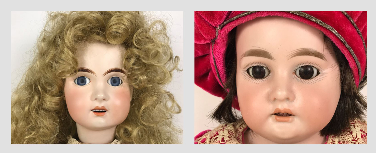 Collectible Dolls And Toy Sale: Featuring A Vintage TETE JUMEAU French Doll And Vintage Dolls From Around The World