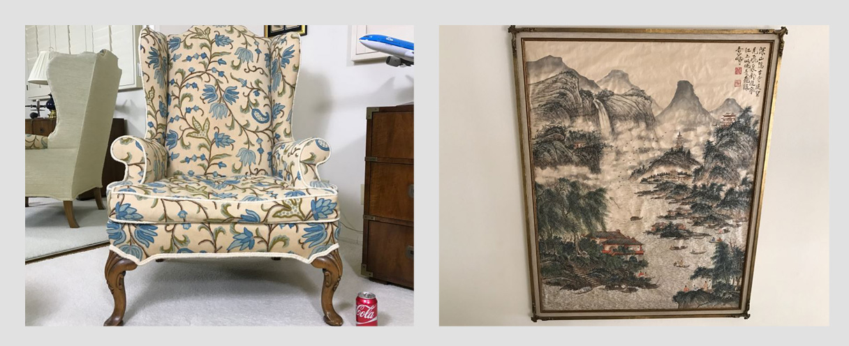 Rancho Bernardo Estate Sale: Featuring Nice High-End Furniture, Smalls And Household Items
