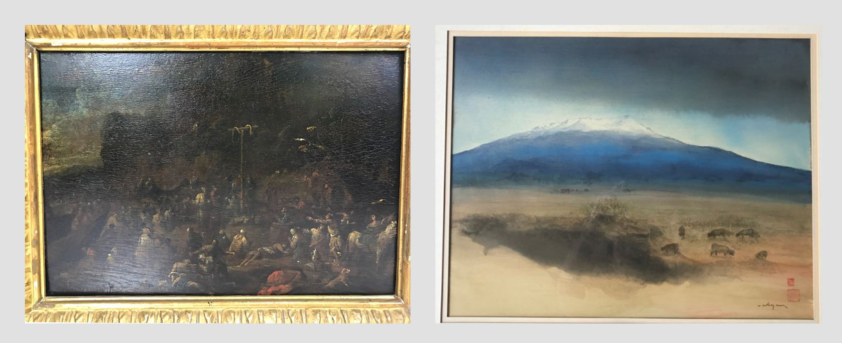 Combined Estate Sale: Featuring Original Artwork From Pieter Bout (1658-1702) And Luis Nishizawa (1918-2014)