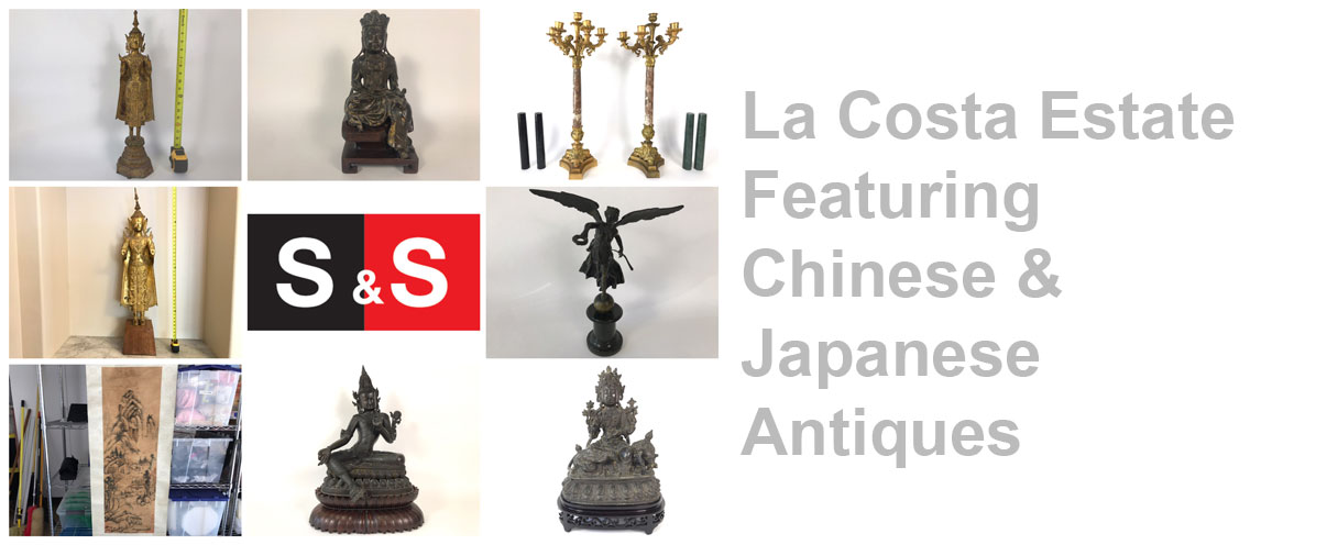 La Costa Estate: Featuring Chinese & Japanese Antiques