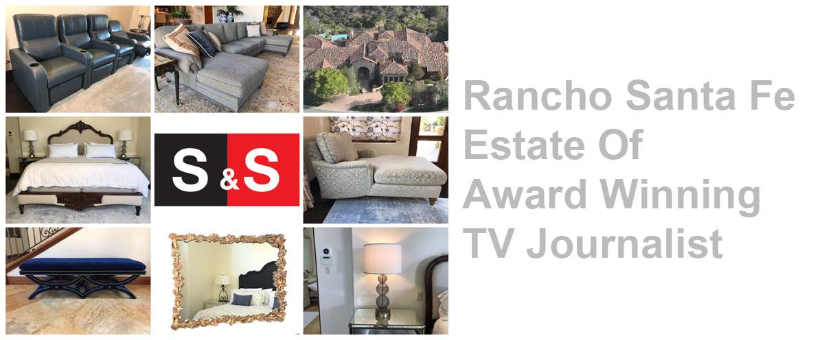 Rancho Santa Fe Estate: Featuring High-End Furnishings